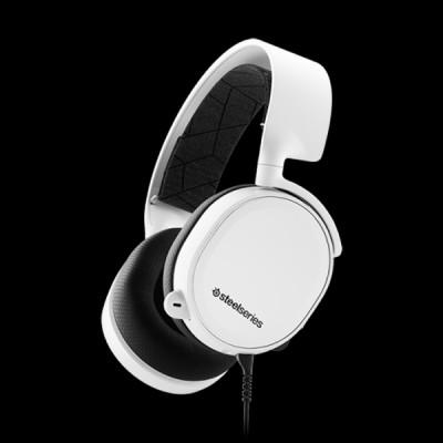 SteelSeries Arctis 3 White 2019 Edition (61506) купить
