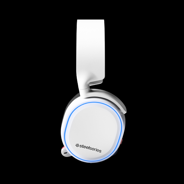 SteelSeries Arctis 5 White 2019 Edition (61507) цена