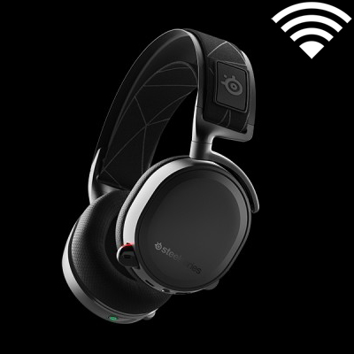 SteelSeries Arctis 7 Black 2019 Edition (61505) купить