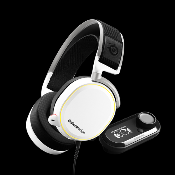 SteelSeries Arctis Pro + GameDAC White (61454) купить