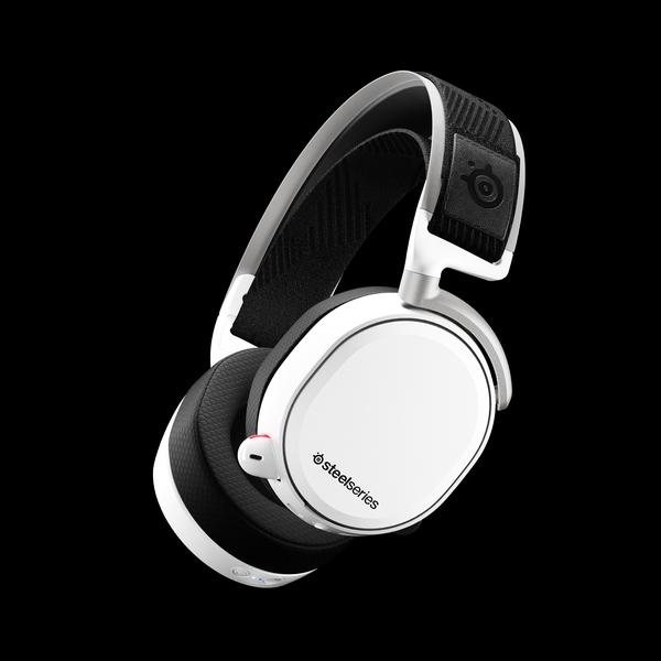 STEELSERIES Arctis Pro Wireless, white (61474) купить