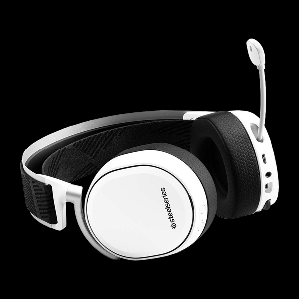 STEELSERIES Arctis Pro Wireless, white (61474) цена