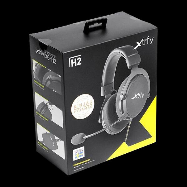 Xtrfy H2 Black (XG-H2) стоимость