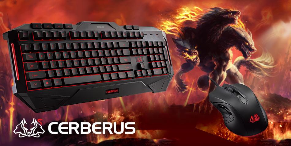 Внешний вид клавиатуры и мышки