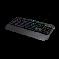 Asus TUF Gaming K5 USB Black UKR