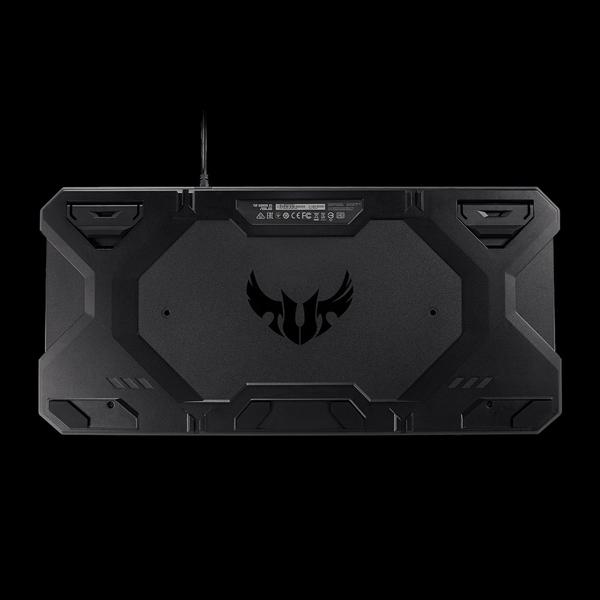 Asus TUF Gaming K5 USB Black UKR стоимость