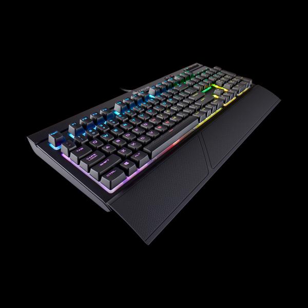 Corsair Gaming K68 RGB Cherry MX Red (CH-9102010-RU) купить