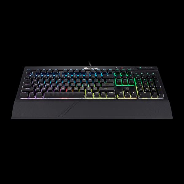 Corsair Gaming K68 RGB Cherry MX Red (CH-9102010-RU) описание