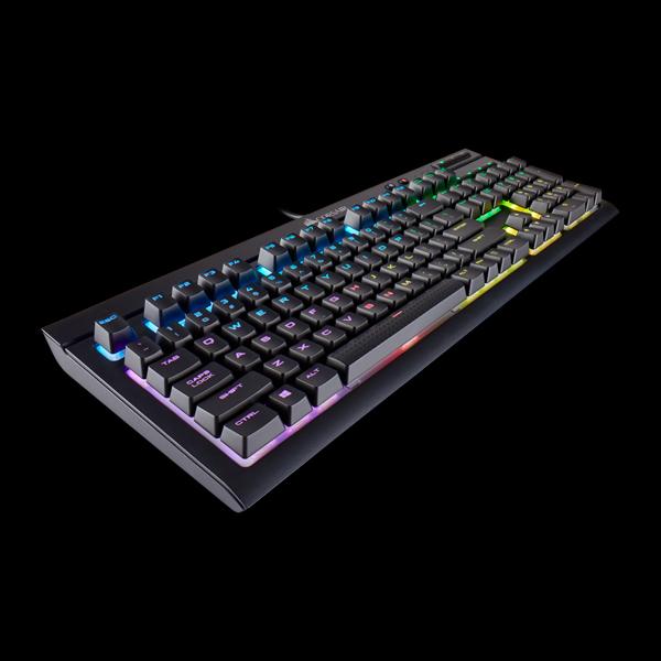 Corsair Gaming K68 RGB Cherry MX Red (CH-9102010-RU) фото