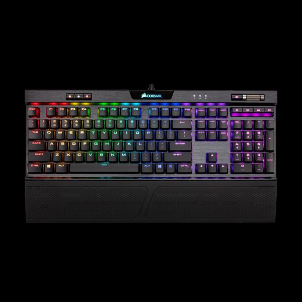 Corsair Gaming K70 RGB MK.2 Low Profile Rapidfire (CH-9109018-RU) цена