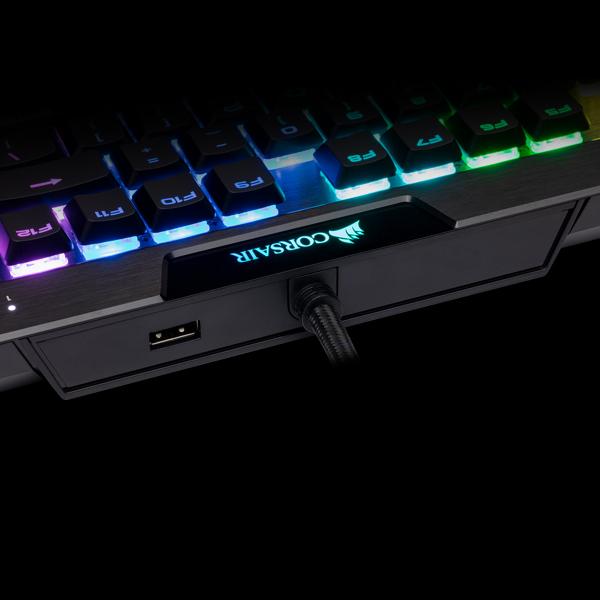 Corsair Gaming K70 RGB MK.2 Low Profile Rapidfire (CH-9109018-RU) стоимость