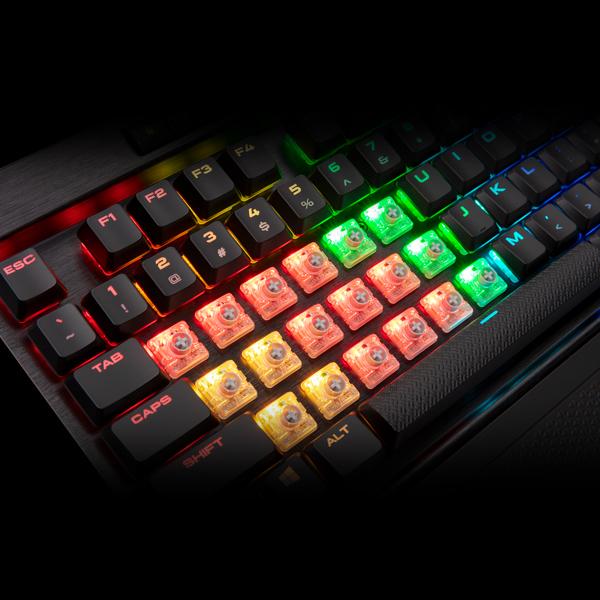 Corsair Gaming K70 RGB MK.2 Low Profile Rapidfire (CH-9109018-RU) в Украине