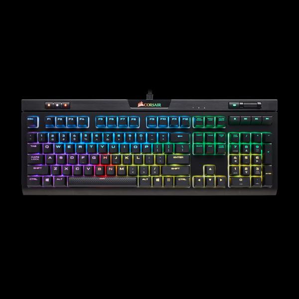 Corsair Gaming Strafe RGB Silent MK.2 (CH-9104113-RU) фото