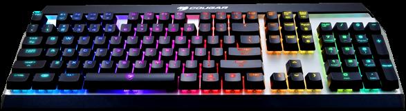 RGB подсветка 16,8 миллионов цветов