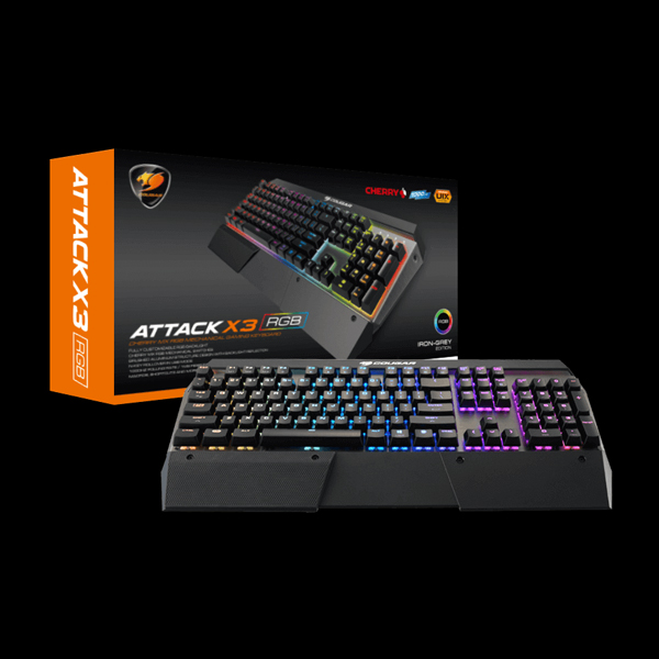 Cougar ATTACK X3 RGB Speedy стоимость