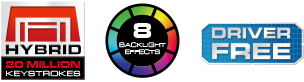 8 blacklight effekts