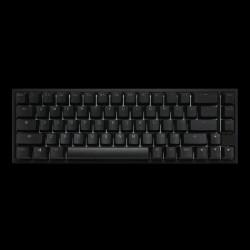 Ducky One 2 SF, Silent Red, RGB, UA/RU Black-White (DKON1967ST-SURALAZT1)