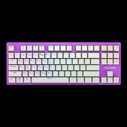Hator Rockfall EVO TKL Optical Lilac (HTK-633)