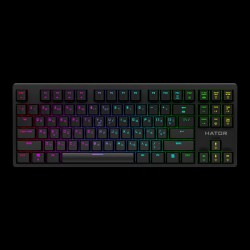Hator Rockfall EVO TKL Optical Black (HTK-630)