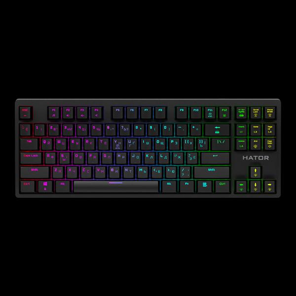 Hator Rockfall EVO TKL Optical Black (HTK-630) купить