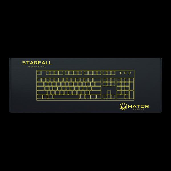 Hator Starfall Outemu Red (HTK-608) стоимость