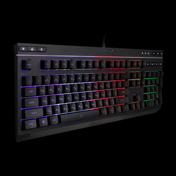 HyperX Alloy Core RGB Gaming Keyboard Black (HX-KB5ME2-RU) купить