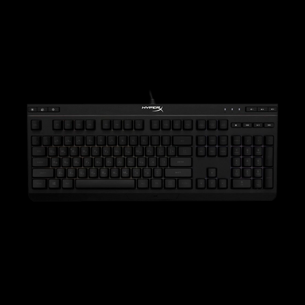 HyperX Alloy Core RGB Gaming Keyboard Black (HX-KB5ME2-RU) описание
