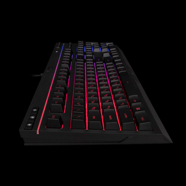 HyperX Alloy Core RGB Gaming Keyboard Black (HX-KB5ME2-RU) фото