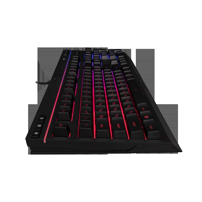 HyperX Alloy Core RGB Gaming Keyboard Black (HX-KB5ME2-RU) фото