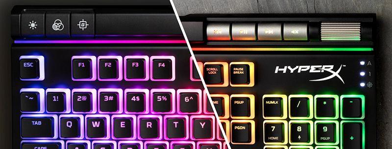 Выделенные мультимедийные клавиши