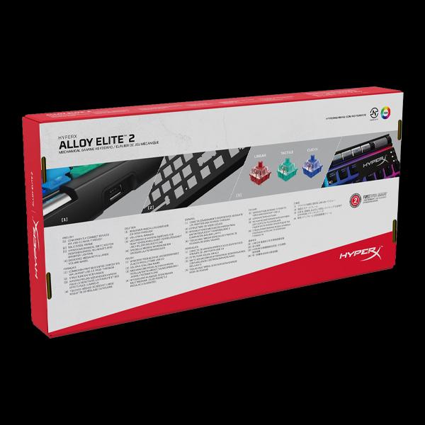 HyperX Alloy Elite 2 (HKBE2X-1X-RU/G) в Украине