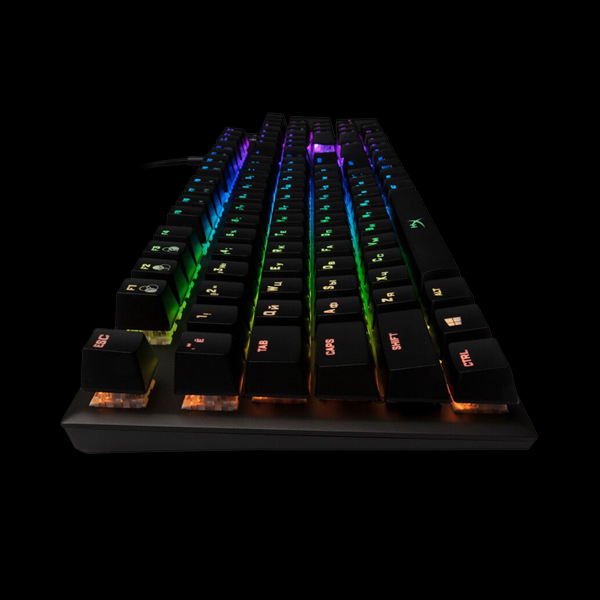 HyperX Alloy FPS RGB Kailh Silver Speed (HX-KB1SS2-RU) фото