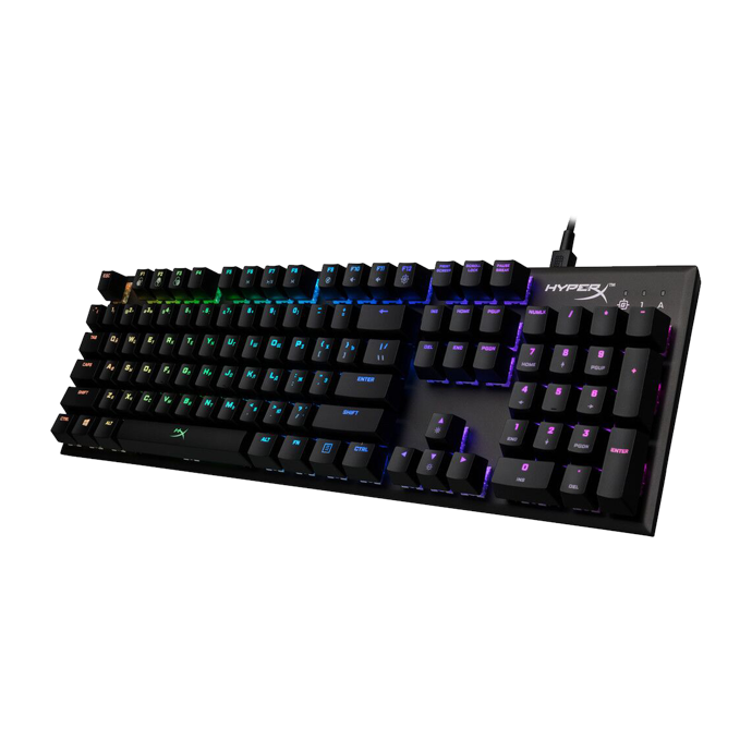 HyperX Alloy FPS RGB Kailh Silver Speed (HX-KB1SS2-RU)