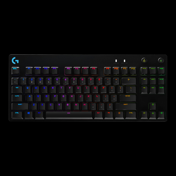 Logitech G PRO Mechanical Gaming Keyboard RU (920-009393)