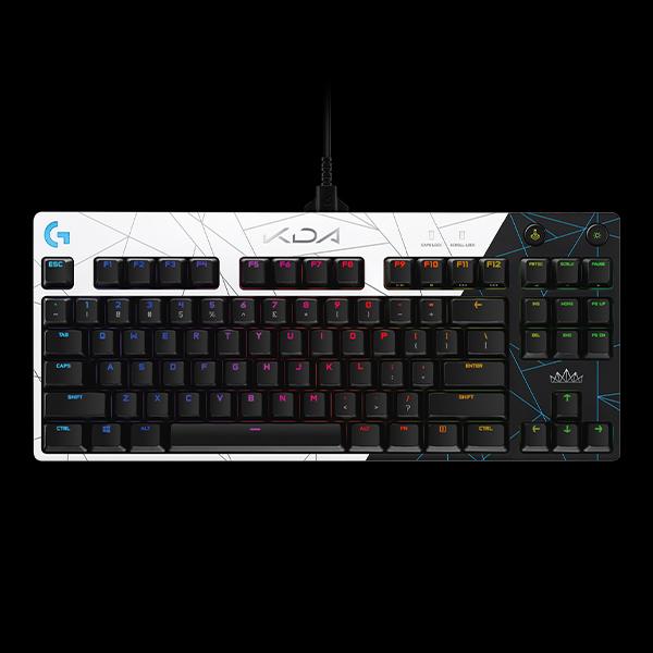 Logitech G PRO Mechanical Gaming Keyboard LOL-KDA (920-010077)