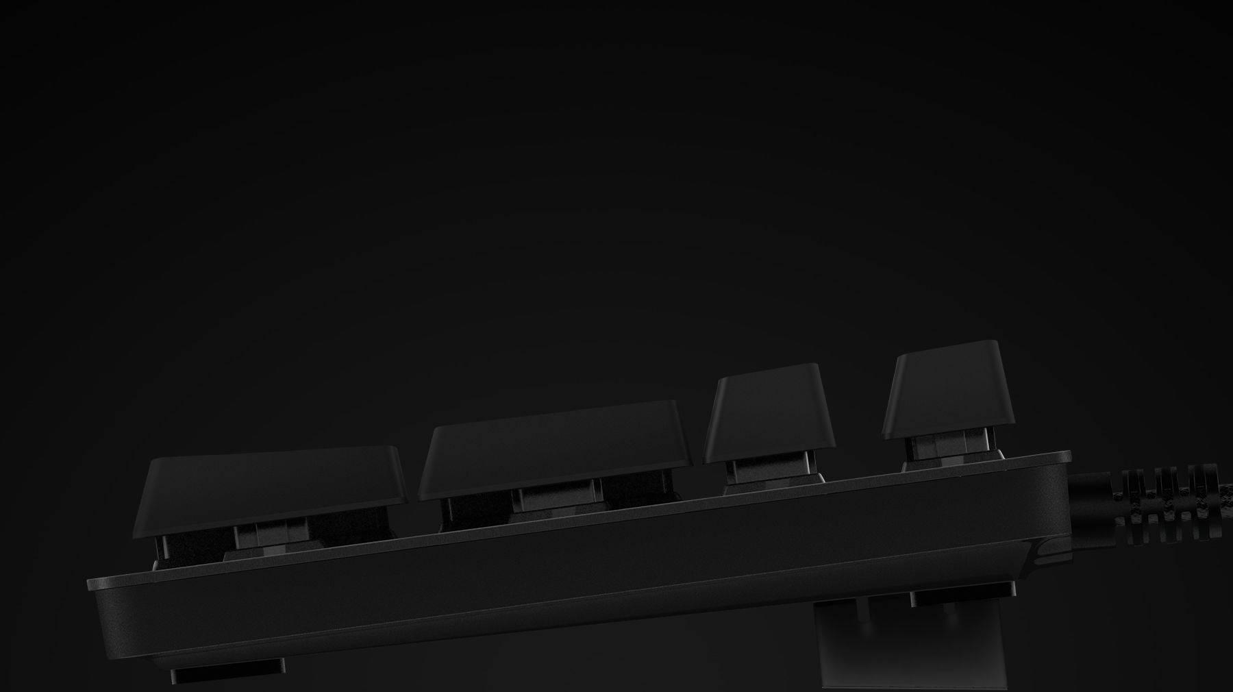 Клавиатура сбоку