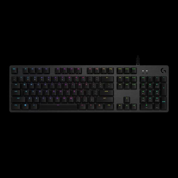 Logitech G512 GX Carbon Brown Switch (920-009351) купить
