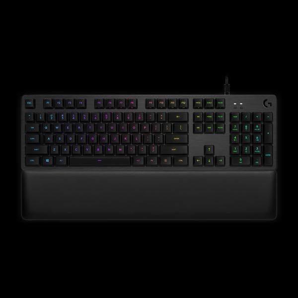 Logitech G513 Carbon RGB Tactile Mechanical (920-008868) купить
