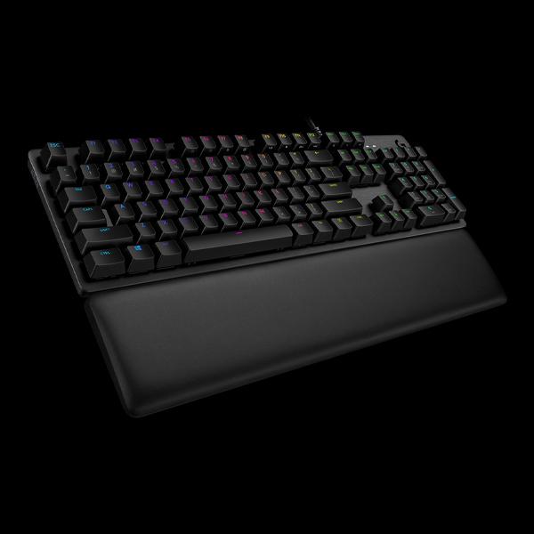 Logitech G513 Carbon RGB Tactile Mechanical (920-008868) цена