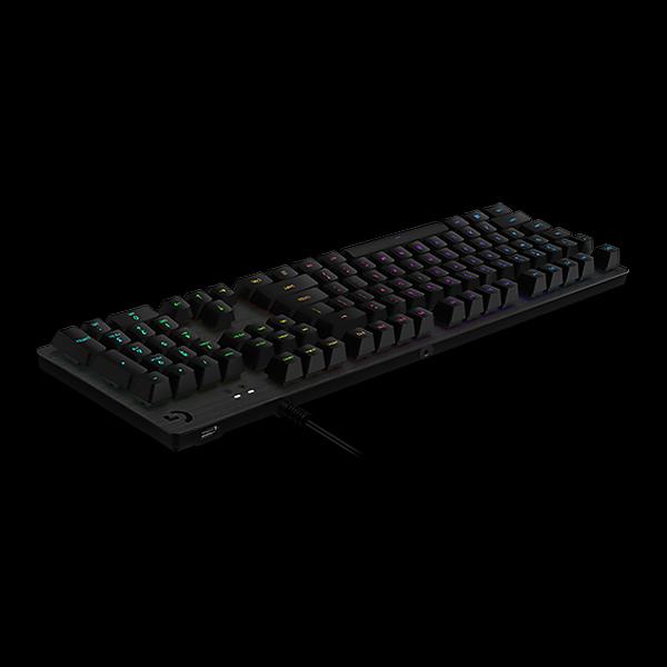Logitech G513 Carbon RGB Tactile Mechanical (920-008868) фото