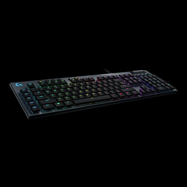Logitech G815 Lightspeed RGB Linear Mechanical (920-009007) описание