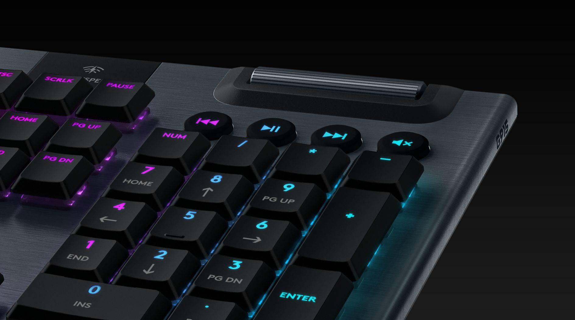 Конструкция клавиатуры