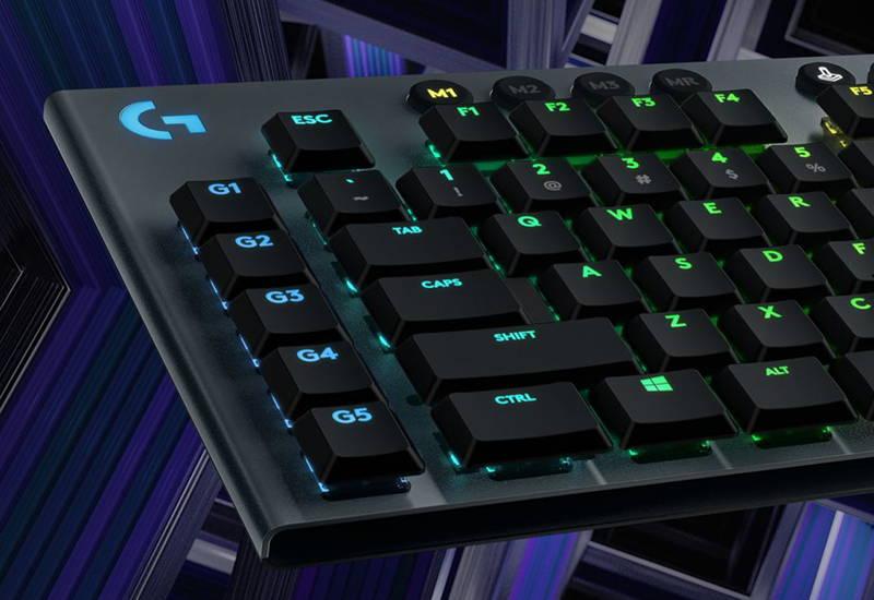 Клавиатура Лоджитек