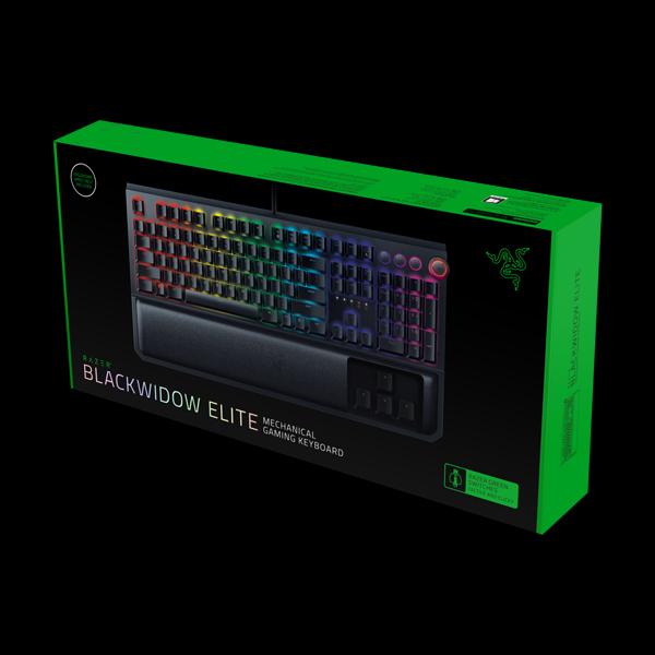 Razer BlackWidow Elite Green Switch (RZ03-02621100-R3R1) стоимость