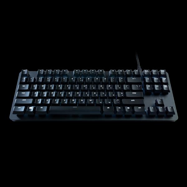 Razer BlackWidow Lite Orange Switch (RZ03-02640100-R3M1) купить