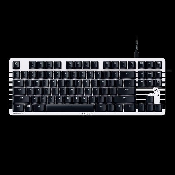 Razer BlackWidow Lite Stormtrooper (RZ03-02640800-R3M1) купить