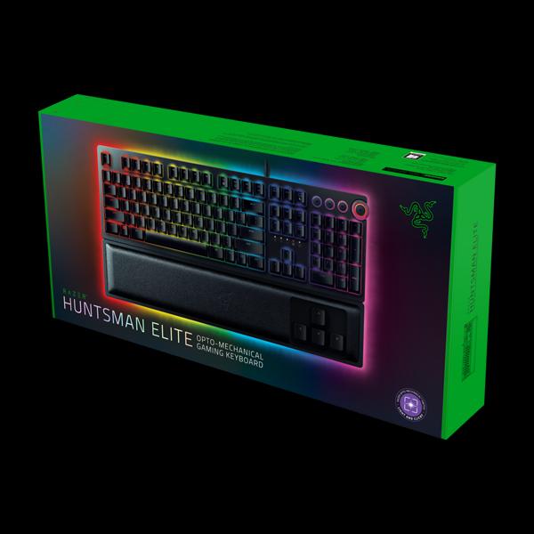 Razer Huntsman Elite Clicky Optical Switch (RZ03-01870100-R3M1) в Украине