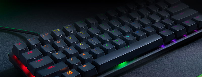 PBT клавиши