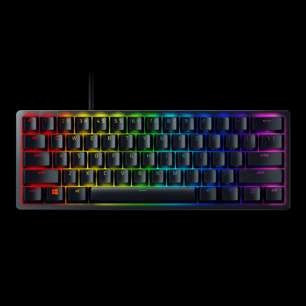 Razer Huntsman Mini Purple Switch (RZ03-03390100-R3M1) купить