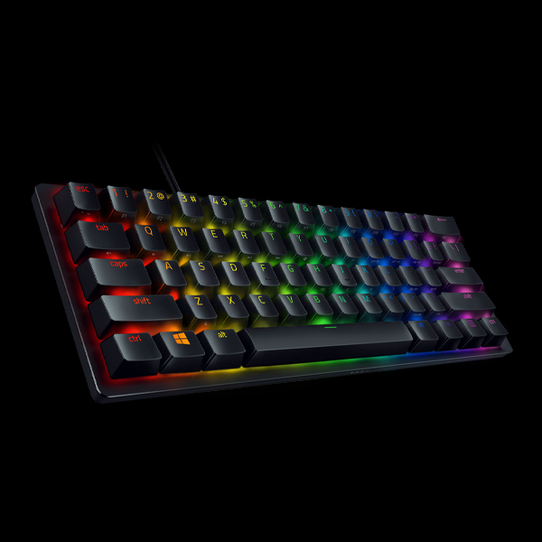 Razer Huntsman Mini Purple Switch (RZ03-03390100-R3M1) описание